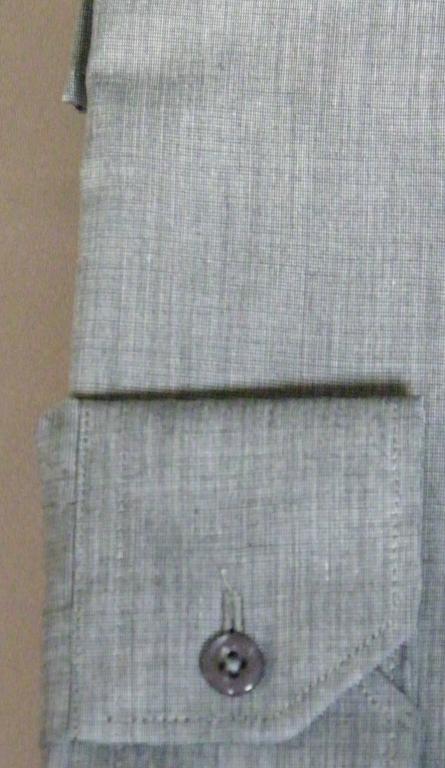 012.026 OR1 Koszula kapłańska długi rękaw na spinki